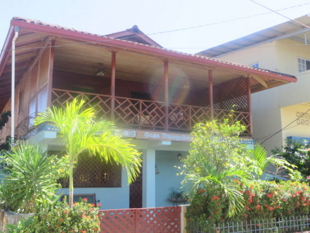 (CO-1400) CUSTOM FOUR BEDROOM HOME IN THE HEART OF BOCAS TOWN
