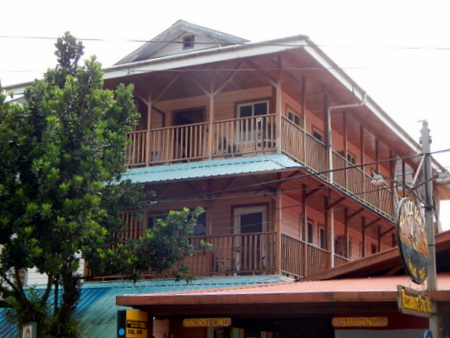 (CO-3500) WATERFRONT INCOME PRODUCING PROPERTY IN THE HEART OF BOCAS TOWN