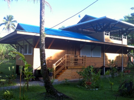 (CO-6500) TITLED HOME WITH OCEAN VIEWS ON ISLA COLON