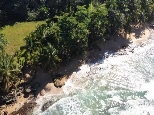 (CO-7500) TITLED OCEAN FRONT PROPERTY IN BOCAS DEL DRAGO