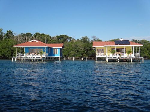 (CO-8000) TWO OVER THE WATER HOUSES WITH EXCELLENT RENTAL INCOME!