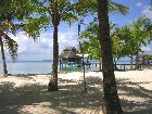 (BA-380) BEAUTIFUL BEACHFRONT LOT ON QUIET BEACH