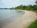 (CO-1210) ISLA COLON TITLED LOT ACROSS THE STREET FROM THE BEACH!