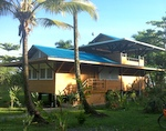 (CO-6000) TITLED HOME WITH OCEAN VIEWS ON ISLA COLON