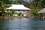 (SO-400) TITLED OCEANFRONT HOME WITH PRIVATE BOAT DOCK