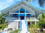 (BA-3150) THREE BEDROOM 3 BATH HOUSE IN A SMALL TROPICAL BEACH DEVELOPMENT