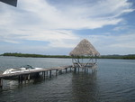 (LP-1000) OVER THE WATER CABIN WITH 2+ ACRES OF TROPICAL PARADISE!